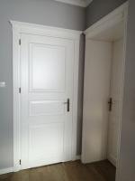 Drzwi białe poliuretan